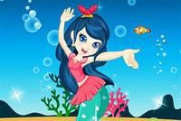 Русалка Полли Покет - Polly Pocket Mermaid World