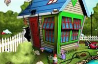 Сад Гномов - Hidden Garden Gnomes