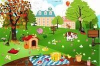 Сад: Скрытые Объекты - Garden Hidden Objects