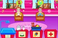 Самая Лучшая Няня - Brittany Birt: Babysitting Room