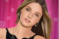 Сделай макияж для Миранды Керр - Miranda Kerr makeup