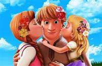 Семейный Пикник Анны - Annas Family Picnic