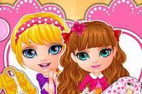 Сестрички Барби - Baby Barbie Sisters Matching