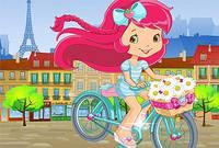 Шарлотта в Париже - Strawberry Shortcake in Paris