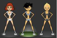 Школьная Группа Поддержки - High School Cheerleader