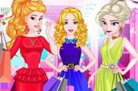 Шопинг Дисней - Princess Summer Shopping