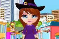 Шоппинг на Хэллоуин - Halloween Shopping Spree