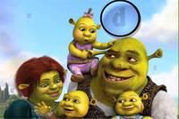 Шрек: Буквы - Shrek Hidden Letters