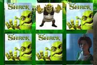 Шрек: Развивать Память - Shrek Memory Matching