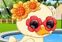 Симпатичный Утенок - Pet Stars: Cute Duckling