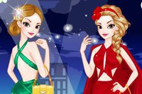Сказочное Платье - Fairytale Cut Out Gown