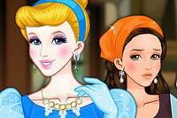 Cлужанка и Принцесса - Cinderella Poor vs Princess
