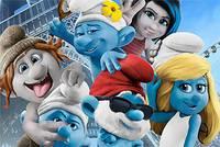 Смурфики 2: Буквы - The Smurfs 2 Hidden Letters