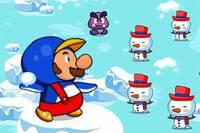 Снежный Марио 3 - Snowy Mario 3
