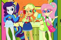 Снова в Школу 2 - Equestria Girls Back To School 2
