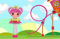 Собери Лалалупси - Lalaloopsy Workshop