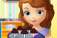 София Готовит Маффины - Sofia The First Cooking Muffins