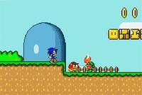 Соник в Мире Марио - Sonic in Mario World