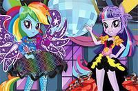 Соревнование Девушек - Equestria Girls Fashion Contest