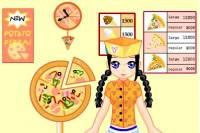 Создаем Пицерию - Pizza Hamburger Decor