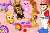 Создай Магазин с Игрушками - Plush Toys Decoration