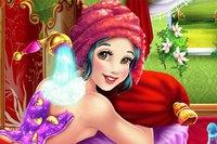 Спа для Белоснежки - Snow Whites Spa Day