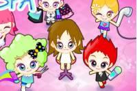 Спа Салон Маленьких Малышек - Mini Cutie Spa