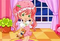 Спокойной Ночи, Ягодка - Good Night Strawberry Shortcake