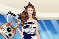Стиль Звездные Войны - Star Wars Style