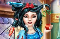 Стрижка Белоснежки - Snow White Real Haircuts