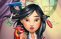 Стрижка Мулан - Mulan Real Haircuts