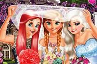 Свадьба Анны 2 - Anna аnd Princesses Wedding