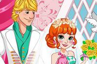Свадьба Анны - Princess Anna Frozen Wedding