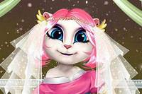 Свадьба Анжелы - Talking Angela Wedding Dress