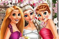 Свадьба Эльзы 2 - Elsa аnd Princesses Wedding