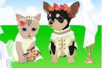 Свадьба Животных - Pet Wedding Dressup