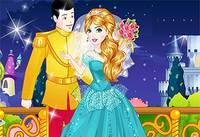 Свадебный Образ Золушки - Wedding Cinderella Dress Up