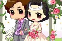 Свадебный Наряд Пары - My Wedding Dressup