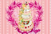 Свадебный Торт - Wedding Cake