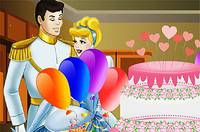 Свадебный Торт Золушки - Cinderella Wedding Cake Decor