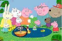 Свинка Пеппа: Звезды - Peppa Pig Hidden Stars