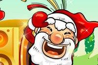 Танцующие Санты - Dancing Santa Claus