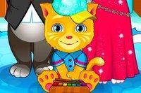 Том и Малыш - Tom Cat Baby Care