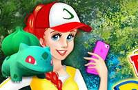 Тренер Покемонов - Princess Pokemon Trainer
