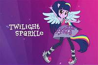 Девушки Эквестрии: Твайлайт Спаркл - Twilight Sparkle
