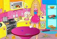 Уборка с Ханной Монтаной - Hannah Montana Party Clean Up
