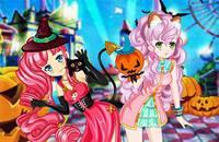 Удивительный Хэллоуин - Surprising Halloween