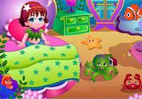 Уход за Русалочкой Лолой - Mermaid Lola Baby Care