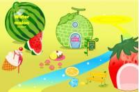 Украшаем Фруктовый Сад - Fruit Fantasy Garden Decor