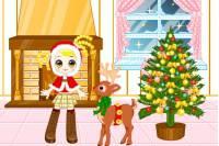 Украшаем Рождественскую Вечеринку - Christmas Party Decoration